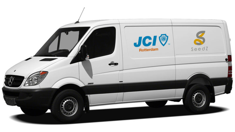 JCI Inzamelingsactie voor Stichting Seedz