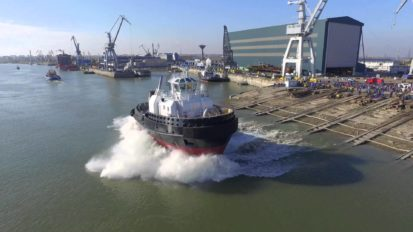 Open dag Damen Shipyards