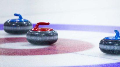JCI Curling toernooi