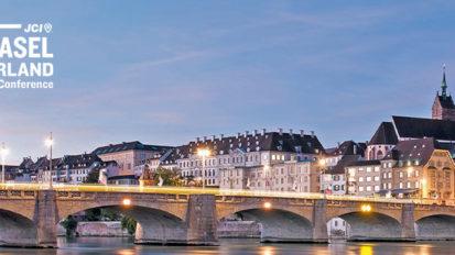 JCI Europese Conferentie te Basel
